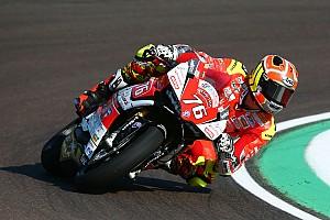 SBK, Cavalieri sarà a Misano come wild card con Ducati
