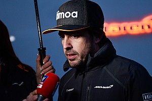 Alonso pensó en el retiro al final del 2017