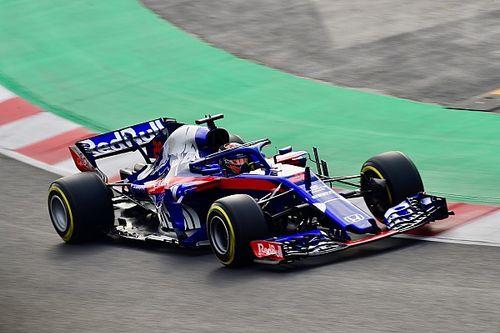 """Hartley: """"Perfecte start voor Toro Rosso en Honda"""""""