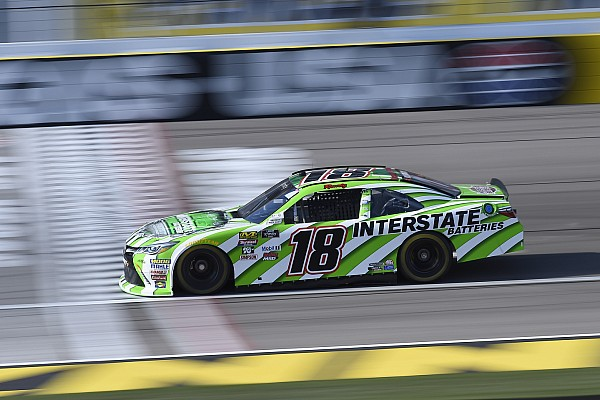 Five things to watch for in Saturday's Xfinity race at Las Vegas