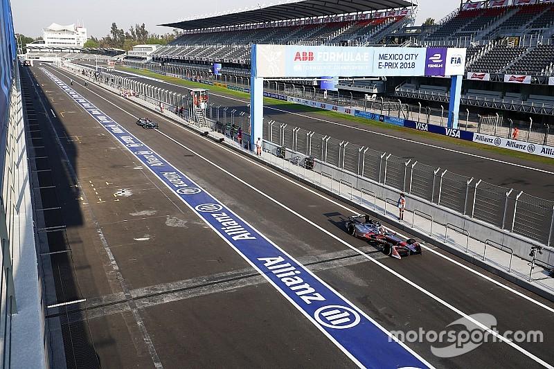 México garante mais dois anos na Fórmula E
