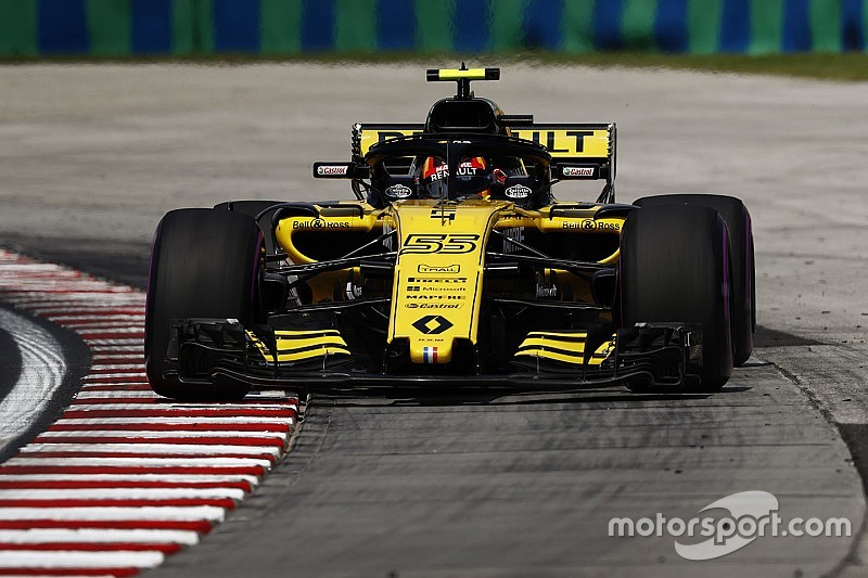 Renault can't back off upgrades for 2019 car