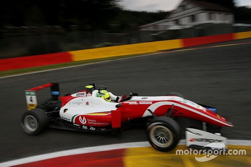 Mick Schumacher centra il primo successo in F3 in Gara 3 a Spa-Francorchamps
