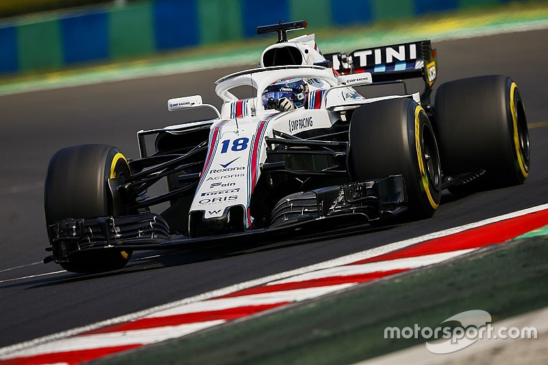 Williams considering 2019 Mercedes gearbox supply