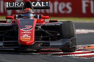 Yeni F3 serisindeki lastikler GP3'e göre daha fazla aşınacak