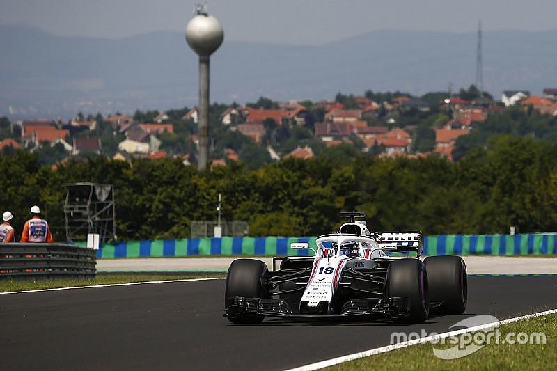 Williams 2019 mit Getriebe und Hinterachse von Mercedes?