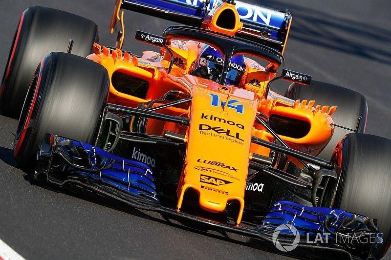 McLaren ne panique pas et demande du temps