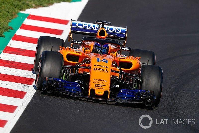 """McLaren, el equipo que más ha """"mejorado"""" desde 2017"""