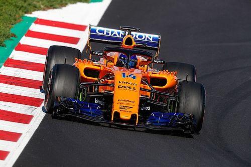 """McLaren foi a equipe que mais """"melhorou"""" desde 2017, diz F1"""