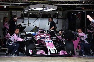 Перес выразил уверенность в участии Force India на этапе в Спа