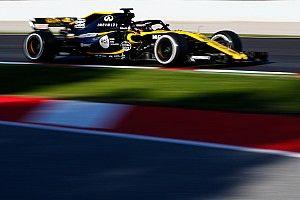 Sainz jauge enfin la Renault dans des conditions représentatives