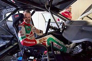 Erster Test: Tiago Monteiro mit Comeback nach schwerem Unfall