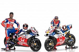 MotoGP Noticias Pramac presenta su nueva moto 2018