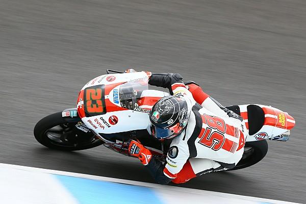 Moto3 Relato de classificação Moto3: Antonelli bate Martin pela pole por 0s001