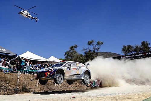 Ogier gana en México con Sordo segundo y Loeb quinto