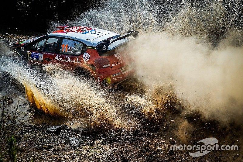Loeb presiona a Sordo por la victoria en México
