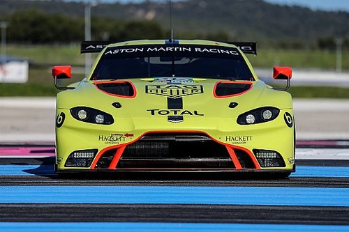 Az Aston Martin 2020/21-ben visszatérne a WEC-be