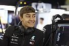 A Mercedes juniorja két F1-es csapatnak is tesztelhet