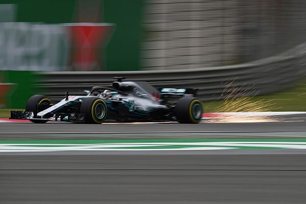 Fórmula 1 Máxima igualdad entre Mercedes y Ferrari en los libres 2 de China