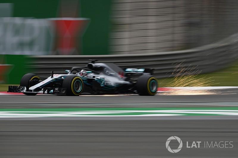 Çin GP 2. antrenman: Hamilton, Raikkonen'in 0.007 saniye önünde lider!