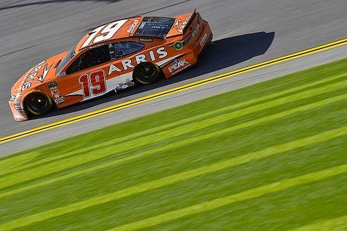 Daytona 500: Daniel Suarez leads Toyota trio in first Friday practice