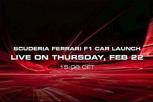 La Ferrari... arrossisce pensando al mondiale piloti 2018!