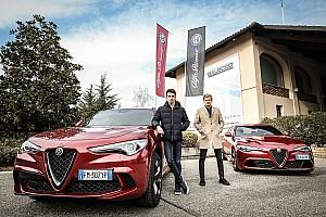 Гонщики Sauber провели день на трасі Alfa Romeo