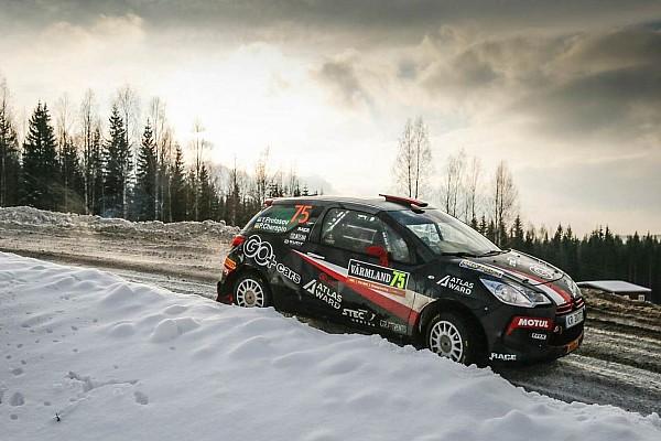 WRC Важливі новини Відео: неймовірні пригоди Протасова на Ралі Швеція