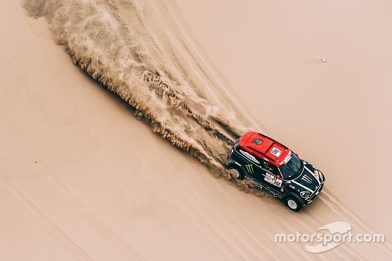 Le Dakar 2019 ne traversera que le Pérou