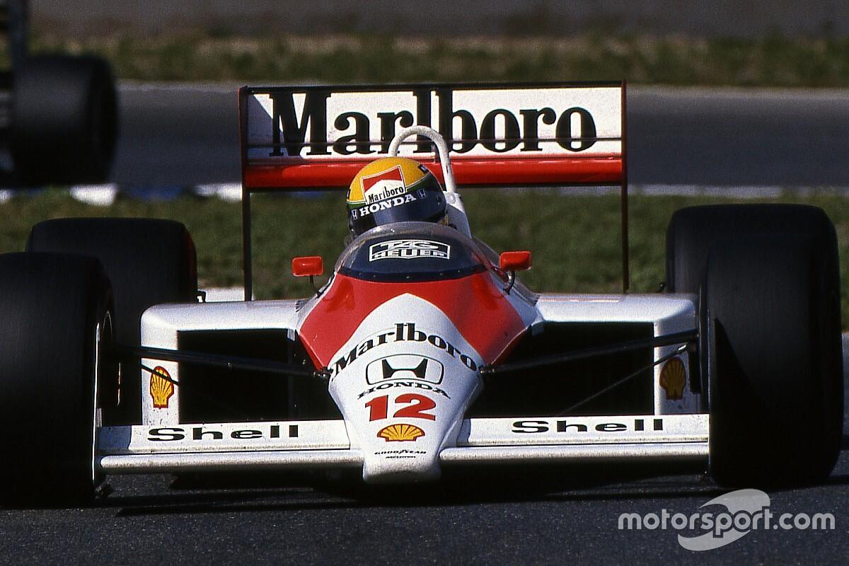 Bruno Senna rodará con el McLaren de Ayrton Senna en Interlagos