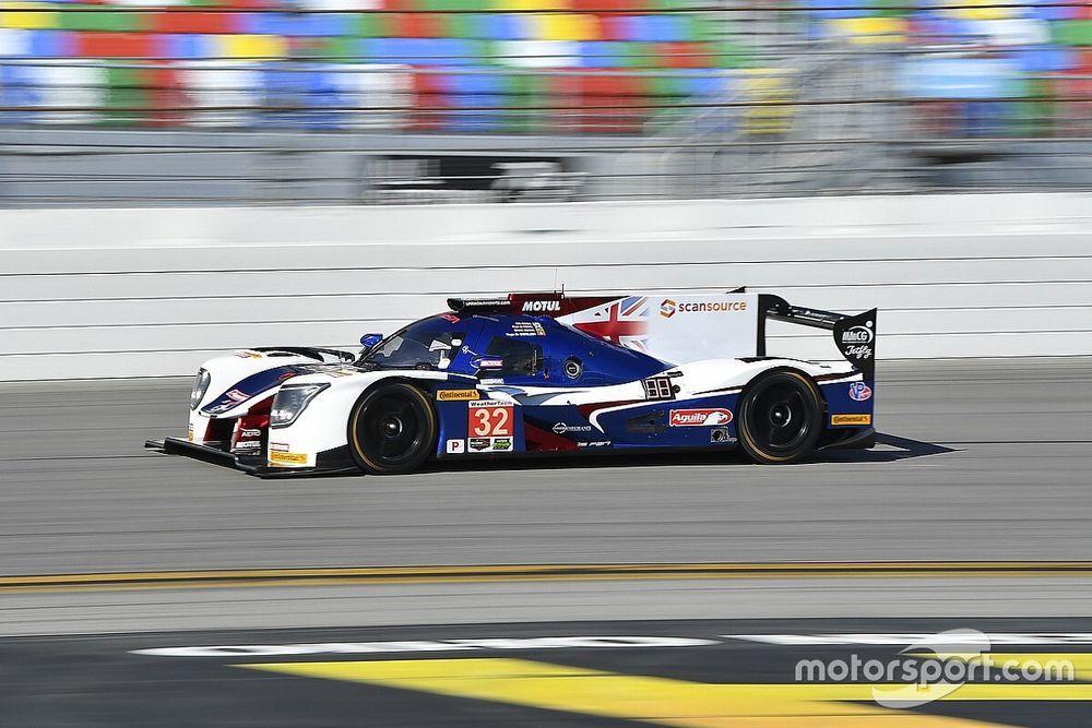 United Autosports set to make Rolex 24 return in 2021