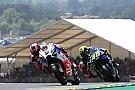 MotoGP Un choix de pneu avant opportun, clé du podium de Petrucci