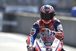 Double objectif pour Petrucci : podium au Mugello et guidon Ducati