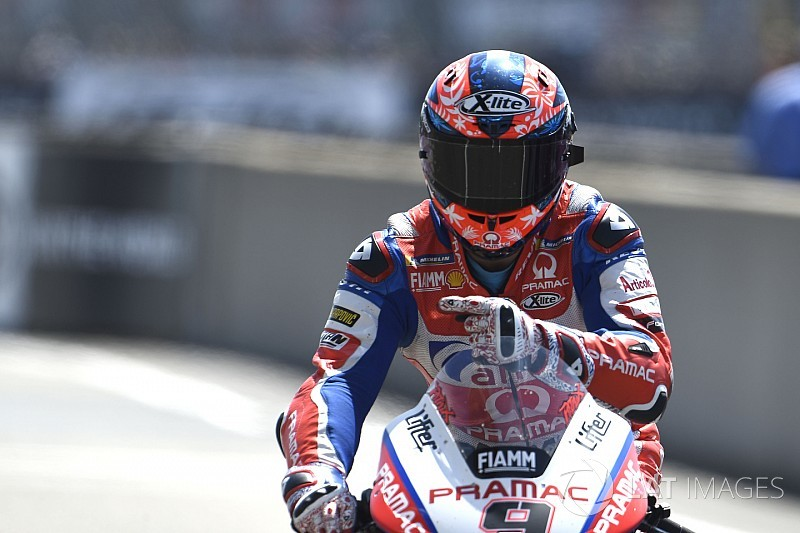 """Petrucci: """"Ducati me dijo que después de cerrar a Dovizioso pensarían en mí"""""""