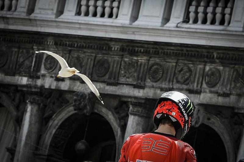 Ducati se rinde antes que Lorenzo