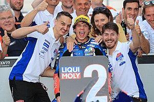"""Mondiale Moto3 2018: Bezzecchi allunga a +19 su """"Diggia"""", risale Bastianini"""