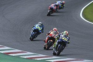 """Rossi nog """"niet snel genoeg"""" om voor titel te strijden"""