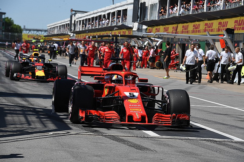 Vettel desestimó que las carreras de F1 sean aburridas