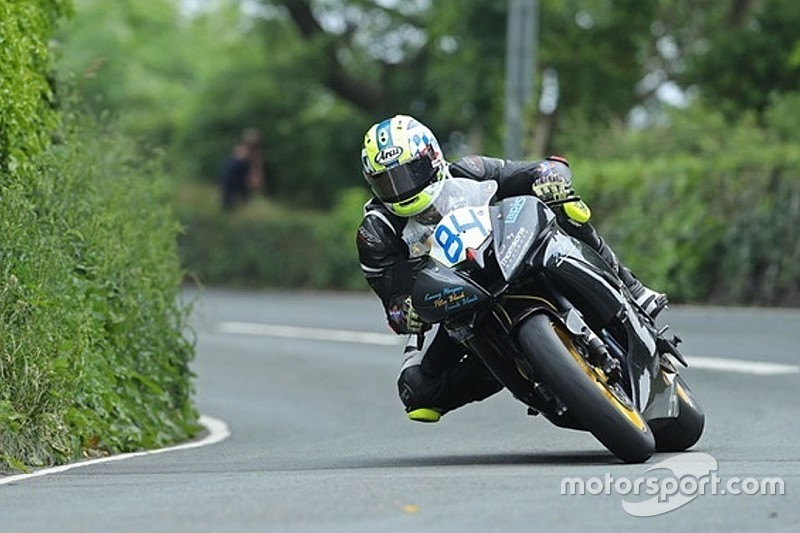 Supersport rookie Adam Lyon killed in Isle of Man TT crash
