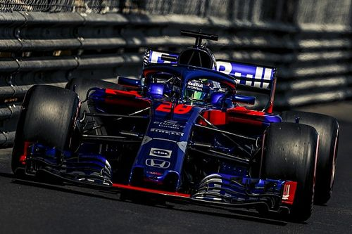 Hartley: Plano para me tirar da Toro Rosso começou em Mônaco