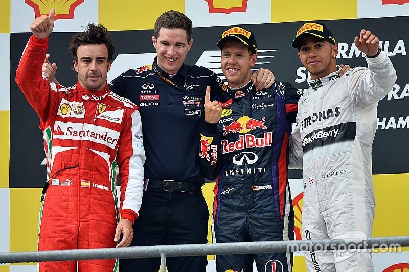 """Leckék Abu Dhabiból: Mi ez a nagy """"barátság"""" Vettel és Hamilton között?!"""