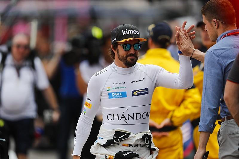 Alonso mindent belead, amit csak tud, de ez is kevés