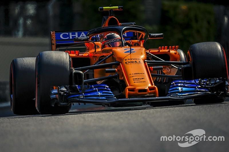 """Vandoorne: MCL33, Monaco'da """"öngörülemez"""" davranıyor"""
