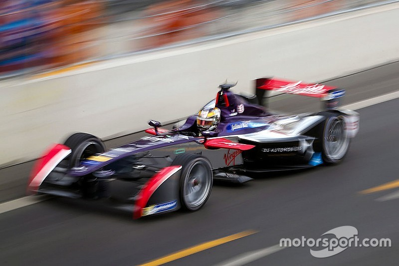DS Virgin Racing move into podium position in overall Formula E Championship in Berlin