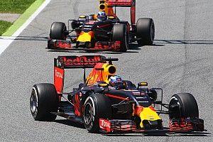 Red Bull to use Verstappen, Ricciardo in Barcelona F1 test