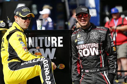 "Truex admits he ""could have pushed the issue"" with Kenseth"