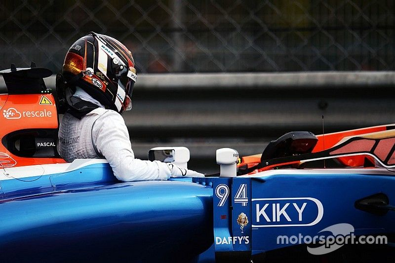 Radio rant in full: Wehrlein ignores engineer's switch-off orders