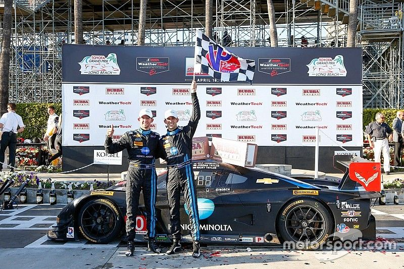 Corvette Racing at Long Beach: Second straight overall win for Wayne Taylor Racing