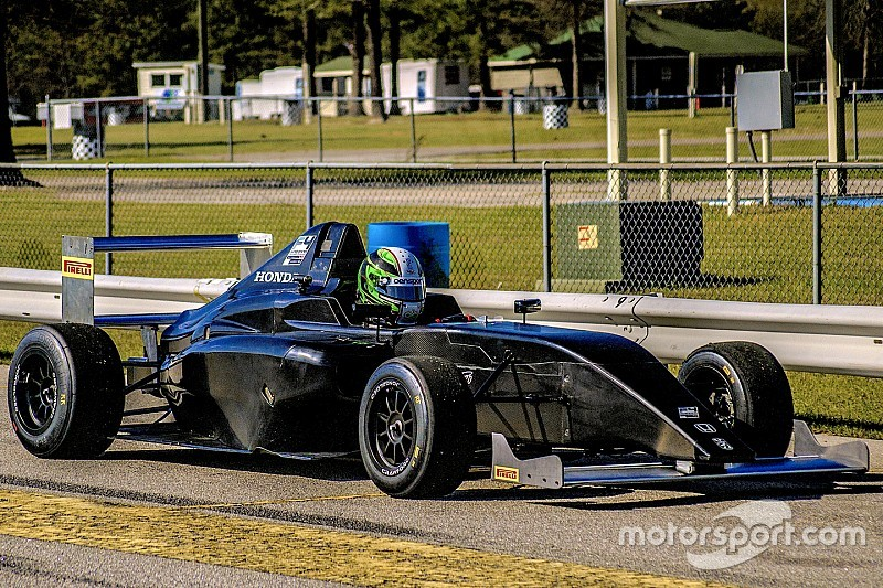 IndyCar's ex-VP of technology joins U.S. Formula 4