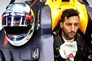 "Ricciardo: ""I don't believe in luck or any of that crap"""